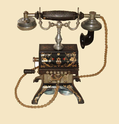 Image gallery bell telephone for Alexander manufacturing company