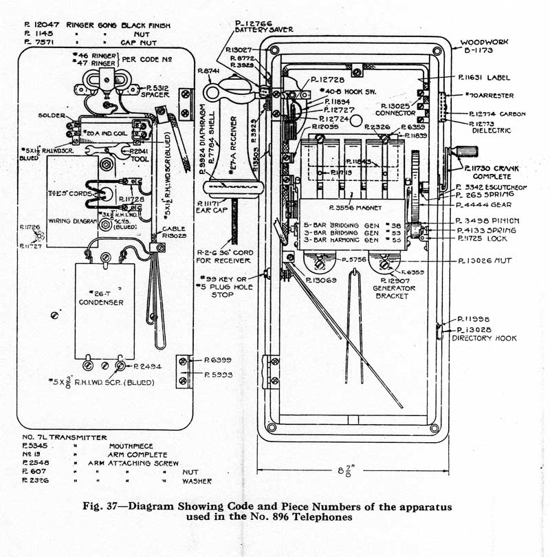896IntlDiagram stromberg carlson Residential Telephone Wiring Diagram at bayanpartner.co