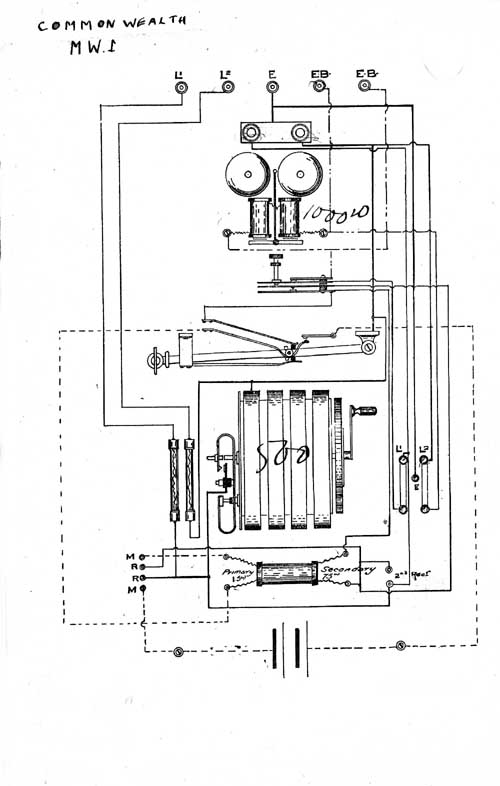 Magneto Phone Wiring Diagram from www.telephonecollecting.org
